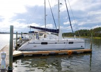 2002 Catana 431 Catamaran TONIC profile