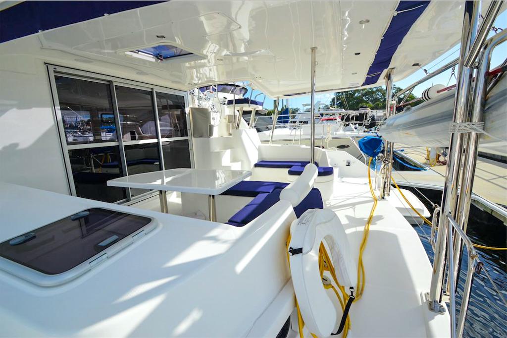 Leopard 44 Catamaran Sold by Just Catamarans