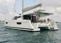 2019 Fountaine Pajot Astrea 42 Catamaran WAHOO for sale - Profile