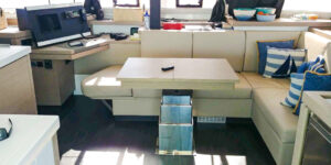 2019 Fountaine Pajot Astrea 42 Catamaran WAHOO salon