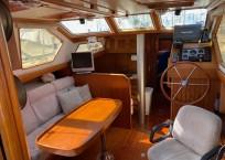 Slocum Pilothouse 43 Sailboat for sale