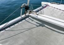 Lagoon 380 Catamaran for sale bow