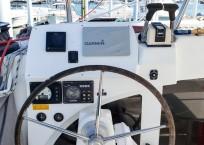 Lagoon 380 Catamaran for sale helm
