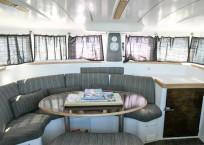 Lagoon 380 Catamaran for sale salon