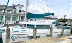 2013 Lagoon 421 Catamaran FLOWERCHILD sold