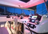 2021 Leopard 45 Catamaran BLACK BIKINI