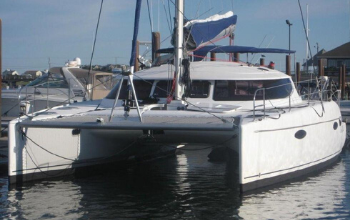 2008 Fountaine Pajot Lavezzi 40 Catamaran Sold by Just Catamarans