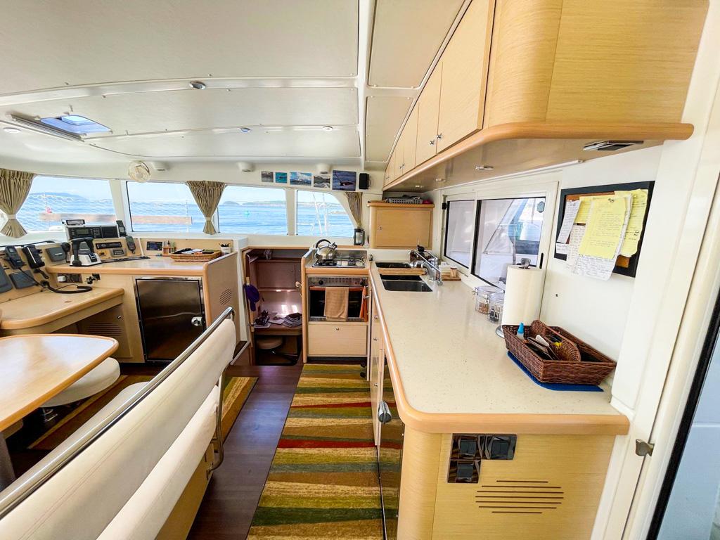 Lagoon 440 Catamaran sold