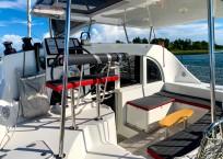 2018 Lagoon 380 Catamaran BLUE MIND aft