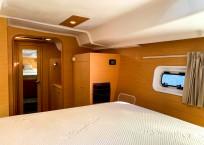 2018 Lagoon 380 Catamaran BLUE MIND cabin