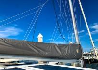2018 Lagoon 380 Catamaran BLUE MIND sail bag