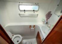 BIKINI - 1999 Privilege 465 Catamaran head