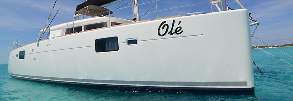 2014 Lagoon 450 F Catamaran OLE sold by just catamarans