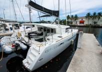 2018 Lagoon 450F Catamaran FREE BIRD-profile