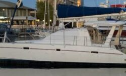 2008 Leopard 40 Catamaran MARGOT sold