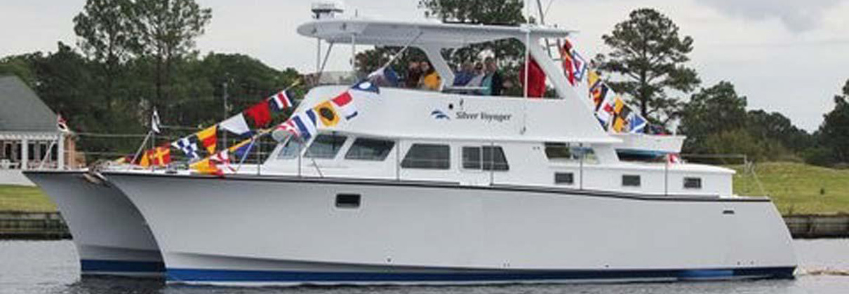 2014 B and B Yacht Design Custom Catamaran 45